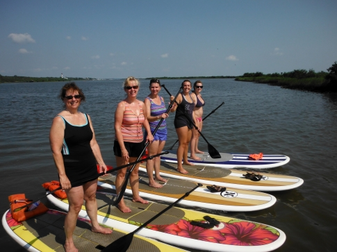 SUP St Augustine Tours