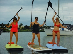 SUP Tours & Lessons