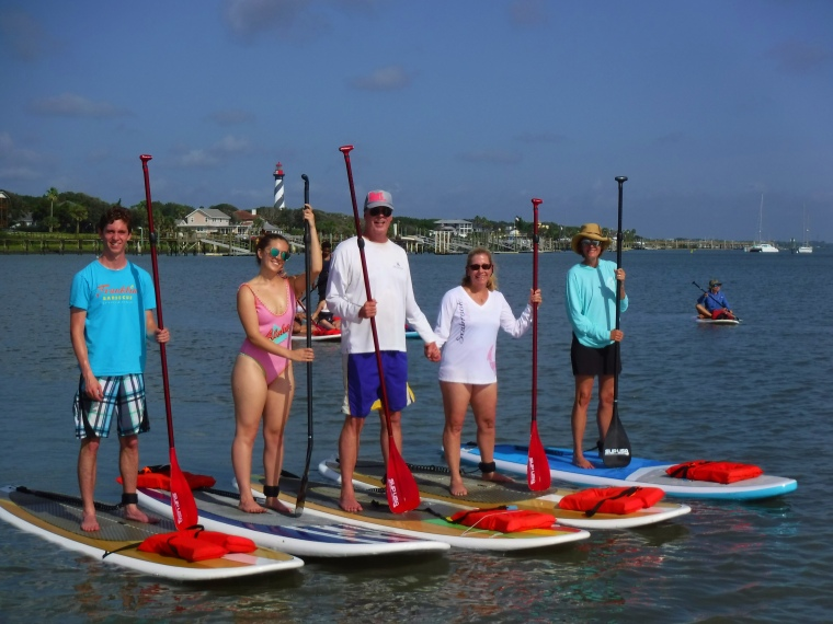 Paddle Board St Augustine