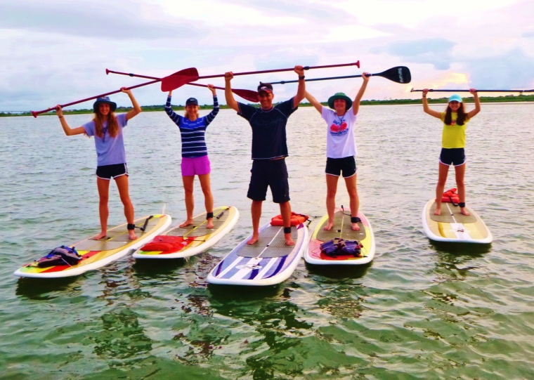 Paddleboard St Augustine