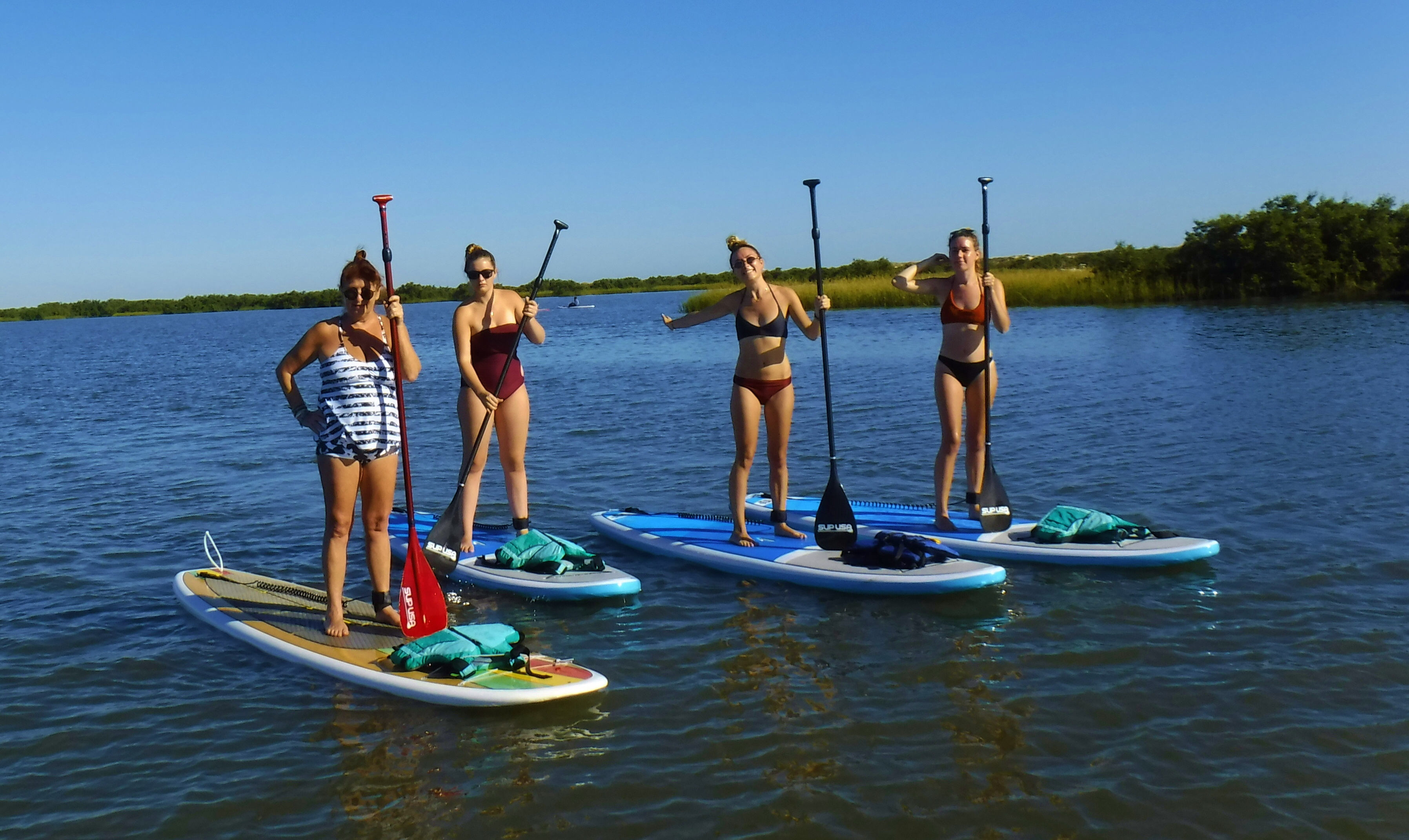 paddleboard St Augustine Lessons