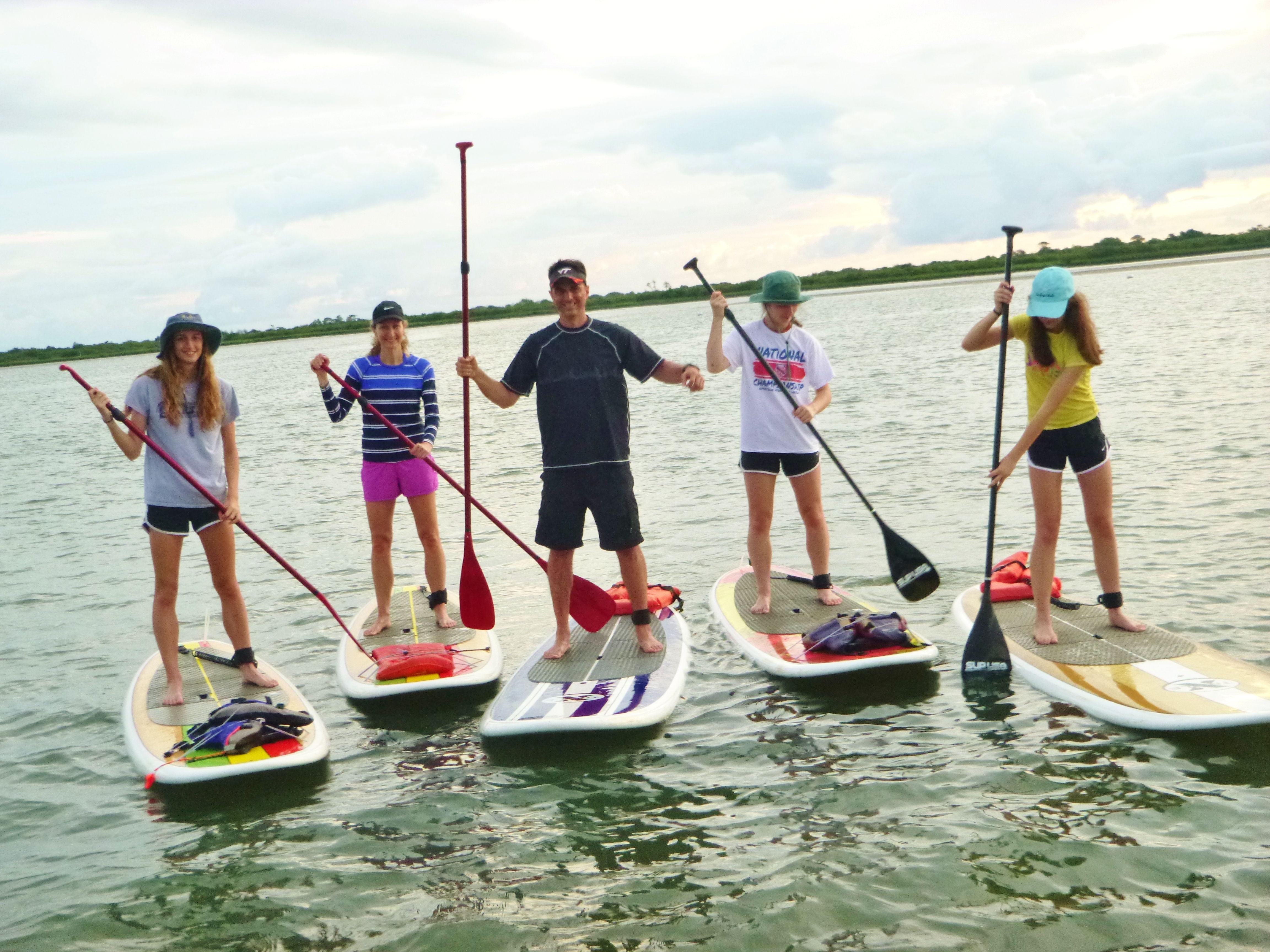 Stand Up Paddle Board St Augustine